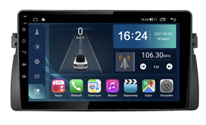 Farcar TG708M (S400) с DSP + 4G SIM для BMW E46 1997-2006 на Android 10.0