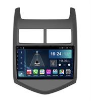 Farcar TG107M (S400) с DSP + 4G SIM для Chevrolet Aveo 2011+ на Android 10.0