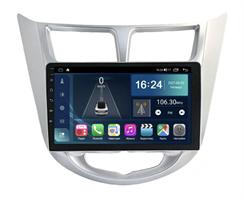 Farcar TG067M (S400) с DSP + 4G SIM для Hyundai Solaris I 2011-2017 на Android 10.0