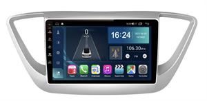 Farcar TG766M (S400) с DSP + 4G SIM для Hyundai Solaris II 2017-2020 на Android 10.0
