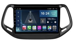 Farcar TG1008M (S400) с DSP + 4G SIM для Jeep Compass II 2017-2021 на Android 10.0