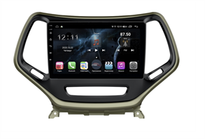 Farcar TG608M (S400) с DSP + 4G SIM для Jeep Cherokee IV (WK2) 2013-2017 на Android 10.0