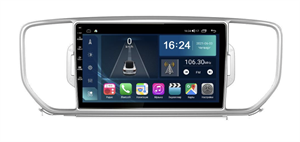 Farcar TG576M (S400) с DSP + 4G SIM для KIA Sportage IV 2016-2018 на Android 10.0