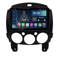 Farcar TG1200M (S400) с DSP + 4G SIM для Mazda 2 2007-2014 на Android 10.0