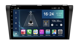 Farcar TG161M (S400) с DSP + 4G SIM для Mazda 3 2004 - 2009 на Android 10.0