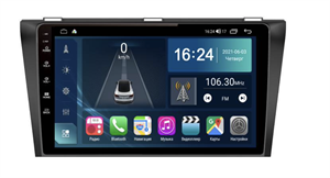 Farcar TG034M (S400) с DSP + 4G SIM для Mazda 3 (BL) 2009-2013 на Android 10.0