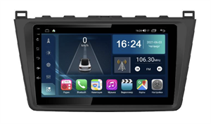 Farcar TG012M (S400) с DSP + 4G SIM для Mazda 6 2007-2012 на Android 10.0
