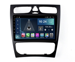 Farcar TG1264M (S400) с DSP + 4G SIM для Mercedes Benz C-class (W203) 2000-2004 на Android 10.0