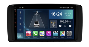 Farcar TG215M (S400) с DSP + 4G SIM для Mercedes R-class на Android 10.0