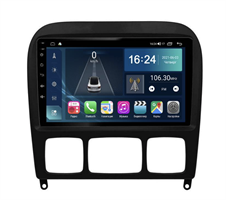Farcar TG220M (S400) с DSP + 4G SIM для Mercedes Benz S-class (W220) 1998-2005 на Android 10.0