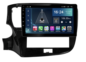 Farcar TG2005M (S400) с DSP + 4G SIM для Mitsubishi Outlander III 2020-2021 на Android 10.0