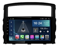 Farcar TG1009M (S400) с DSP + 4G SIM для Mitsubishi Pajero IV 2006-2019 на Android 10.0