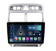 Farcar TG017M (S400) с DSP + 4G SIM для Peugeot 307 I 2001-2008 на Android 10.0