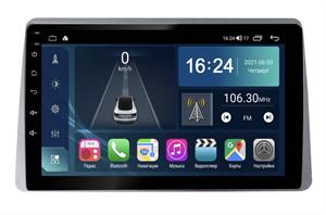 Farcar TG1222M (S400) с DSP + 4G SIM для Renault Duster 2020+ на Android 10.0