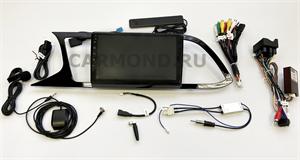 Farcar TG305M (S400) с DSP + 4G SIM для Seat Leon III 2012-2020 на Android 10.0