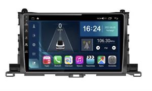 Farcar TG467M (S400) с DSP + 4G SIM для Toyota Highlander (U50) 2014-2018 на Android 10.0