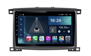 Farcar TG457/1166M (S400) с DSP + 4G SIM для Toyota Land Cruiser 100 2002-2007 на Android 10.0