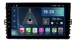 Farcar TG1081M (S400) с DSP + 4G SIM для Volkswagen на Android 10.0