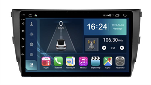 Farcar TG1134M (S400) с DSP + 4G SIM для Zotye T600 на Android 10.0