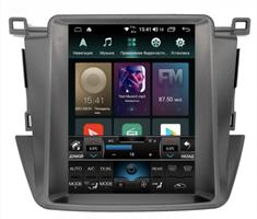 Штатная магнитола Roximo RT-1110 для Toyota RAV4 (CA40) 2013-2018 на Android 10.0