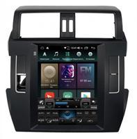 Штатная магнитола Roximo RT-1116 для Toyota Land Cruiser Prado 150 2013-2017 на Android 10.0