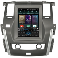 Штатная магнитола Roximo RT-1208 для Nissan X-Trail Patrol, 2017+ на Android 10.0