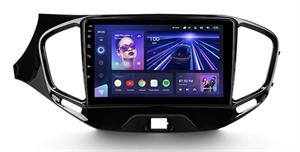Штатная магнитола Teyes CC3 4/64 ГБ для Lada Vesta 2015-2021 на Android 10.0