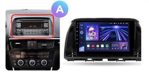 Штатная магнитола Teyes CC3 4/64 ГБ для Mazda CX-5 I 2011-2017 на Android 10.0
