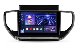 Штатная магнитола Teyes CC3 4/64 ГБ для Hyundai Solaris 2020+ на Android 10.0