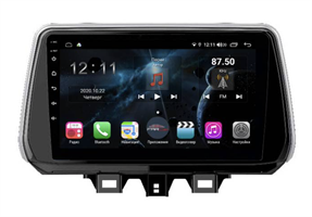 Farcar H1135R (S400) с DSP + 4G SIM для Hyundai Tucson 2018+ на Android 10.0