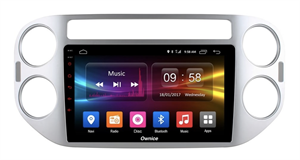 CarMedia OL-9908-2D-RL для Volkswagen Tiguan, Golf Plus 2004-2016 на Android 10.0