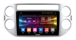 CarMedia OL-9908-2D-RLX для Volkswagen Tiguan, Golf Plus 2004-2016 на Android 10.0