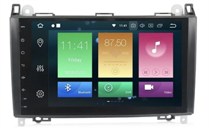 CarMedia XN-9505-P5 Volkswagen Crafter 2006-2015, LT 2006-2015 на Android 9.0