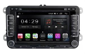 Штатная магнитола FarCar S200+ для Volkswagen Golf, Polo, Passat, Amarok, Tiguan на Android 8.0 (A305)