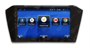 IQ NAVI TS9-3008CFHD с DSP + 4G SIM + CarPlay для Volkswagen Passat (B8) (2014-2020) на Android 8.1.0