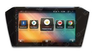 IQ NAVI TS9-3008PFHD (DSP и 4G-SIM) для Volkswagen Passat (B8) (2014-2020) на Android 8.1.0