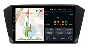 Parafar для Volkswagen Passat B8 2015-2019 на Android 10.1 (PF370LTX)