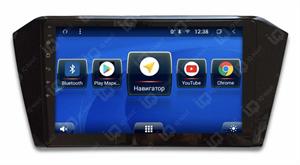 IQ NAVI T58-3008CFHD для Volkswagen Passat (B8) (2014+) на Android 8.1