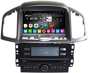 DayStar DS-7066HD для Chevrolet Captiva на ОС Android 9.0