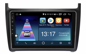 DayStar DS-8080ZM с DSP + 4G SIM + 6/128GB для Volkswagen Polo 5 2009-2019 на Android 10.0
