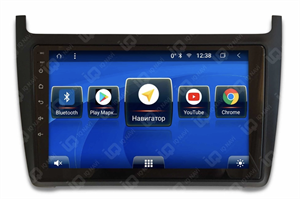 IQ NAVI T58-3010CFHD для Volkswagen Polo 5 2009-2019 на Android 8.1.0
