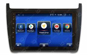 IQ NAVI T58-3010 для Volkswagen Polo 5 2009-2019 на Android 8.1.0