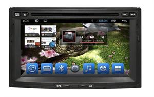 CarMedia KR-7053-T8 Citroen C2, C3, C3 Picasso, Berlingo II, Jumpy II, Jumper на Android 9.0