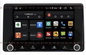 Redpower 61258 KNOB для Renault Duster 2020+ на Android 10.0