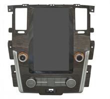 CarMedia ZF-1808-DSP Tesla-Style для Nissan Patrol 2004-2010 high на Android 9.0