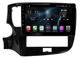Farcar H2005R (S400) с DSP + 4G SIM для Mitsubishi Outlander III 2020-2021 на Android 10.0