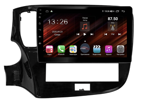 Farcar XH2005R (S400) с DSP + 4G (6/128 ГБ) для Mitsubishi Outlander III 2020-2021 на Android 10.0