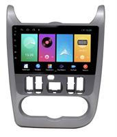 Штатная магнитола FarCar D752M для Renault Logan, Sandero 2009-2013 на Android 8.1