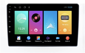Штатная магнитола FarCar D140M для Ford Kuga, Fusion, C-Max, Galaxy, Focus на Android 8.1