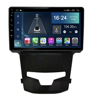 Farcar TG355M (S400) с DSP + 4G SIM для Ssang Yong Actyon II 2013-2020 на Android 10.0